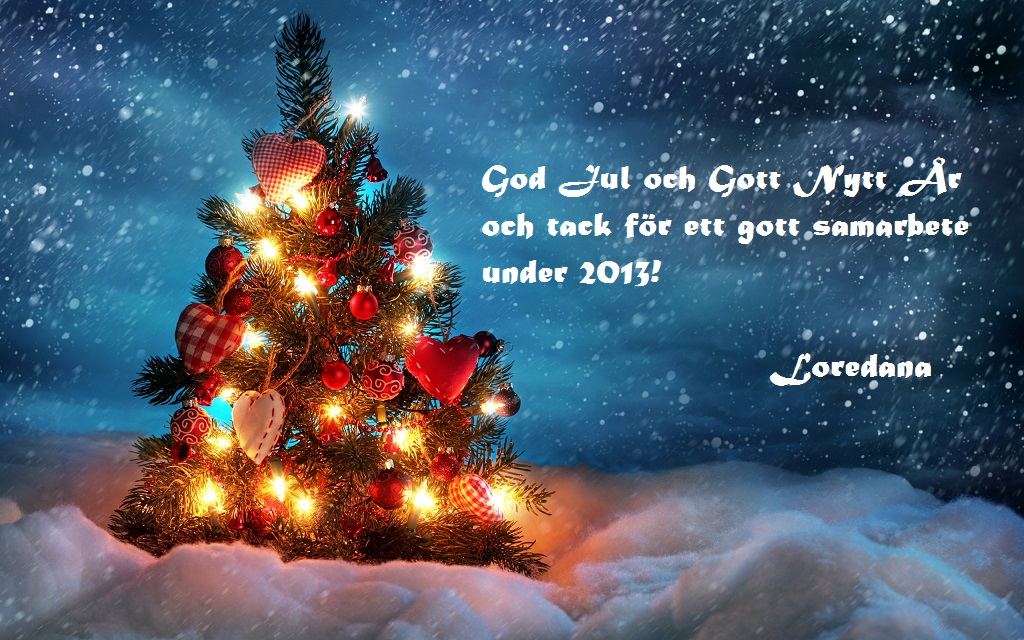 LJK god jul